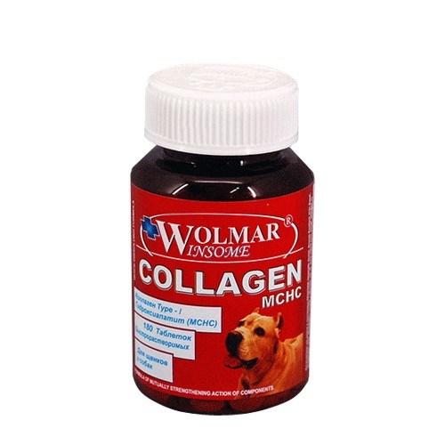 Wolmar Winsome COLLAGEN MCHC, 180 таб