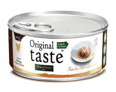 Pettric Original Taste консервы для кошек всех возрастов с тунцом и курицей 70гр