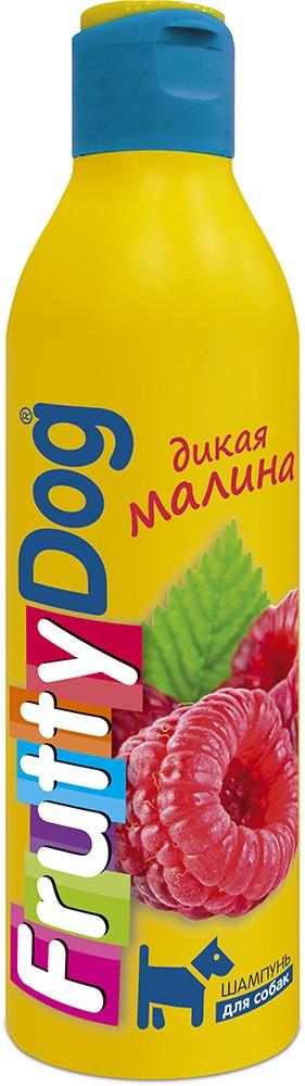 ФруттиДог Шампунь д/собак Дикая Малина 250мл