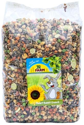 JR Farm Crunch корм для карликовых кроликов 1 кг