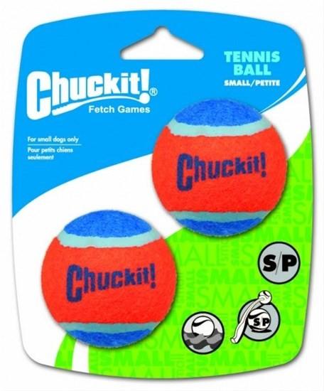 Chuckit Tennis Balls игрушка для собак - теннисный мяч, 2 шт