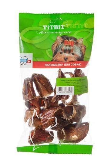 TiTBiT 009475 Хрустики из пищевода мягкая упаковка