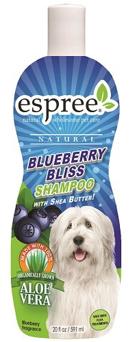 Espree Blueberry Shampo шампунь «Черника», для собак и кошек, 30 мл