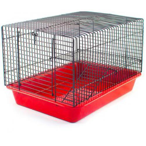 Дарэлл Хома №1 клетка для грызунов 33*24*20см