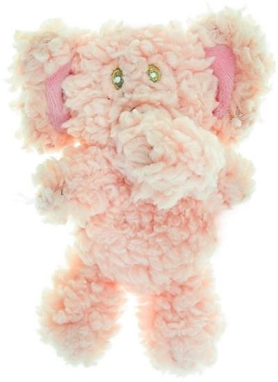 """Aromadog игрушка для собак """"Слон"""" малый, розовый"""