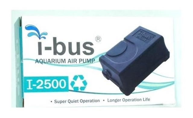 I-Bus I-2500  Компрессор одноканальный с регулятором 1,9Вт