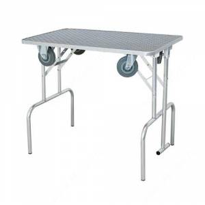 Show Tech стол для груминга 90*60*80см с колесами