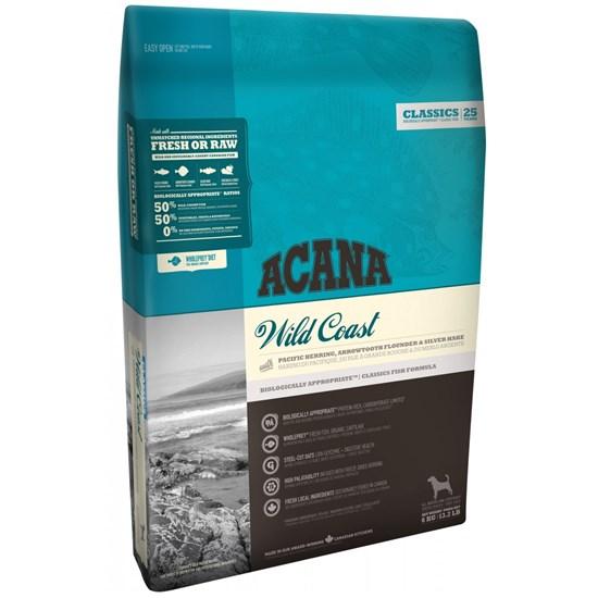 ACANA Classics Wild Coast сухой корм для собак всех пород и возрастов с рыбой