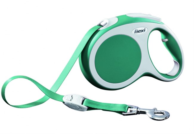 Flexi Vario Compact tape Поводок-рулетка 5м размер L до 60кг