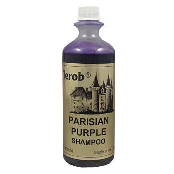 Jerob Parisian Purple Shampoo оттеночный концентрат шампунь для светлых окрасов, 480 мл