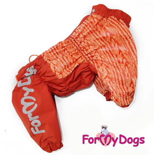 FMD Комбинезон оранжевый, сука (р-р A1)