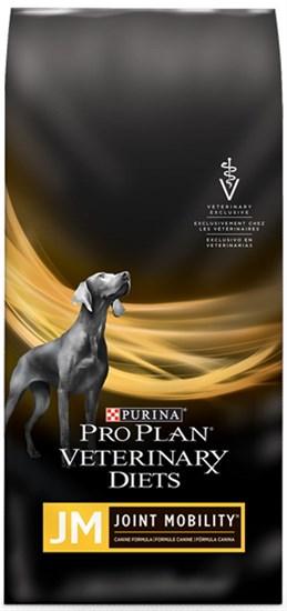 Purina Pro Plan Veterinary Diets JM Joint Mobility диетический сухой корм для собак при патологии суставов