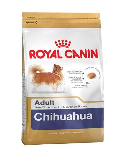 Royal Canin Chihuahua Adult сухой корм для взрослых собак породы чихуахуа