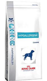 Royal Canin Hypoallergenic сухой корм для собак при пищевой аллергии