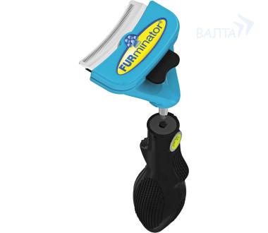 FURminator FURflex Комбо M инструмент против линьки для собак средних пород