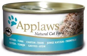 Applaws консервы для котят с тунцом 70гр