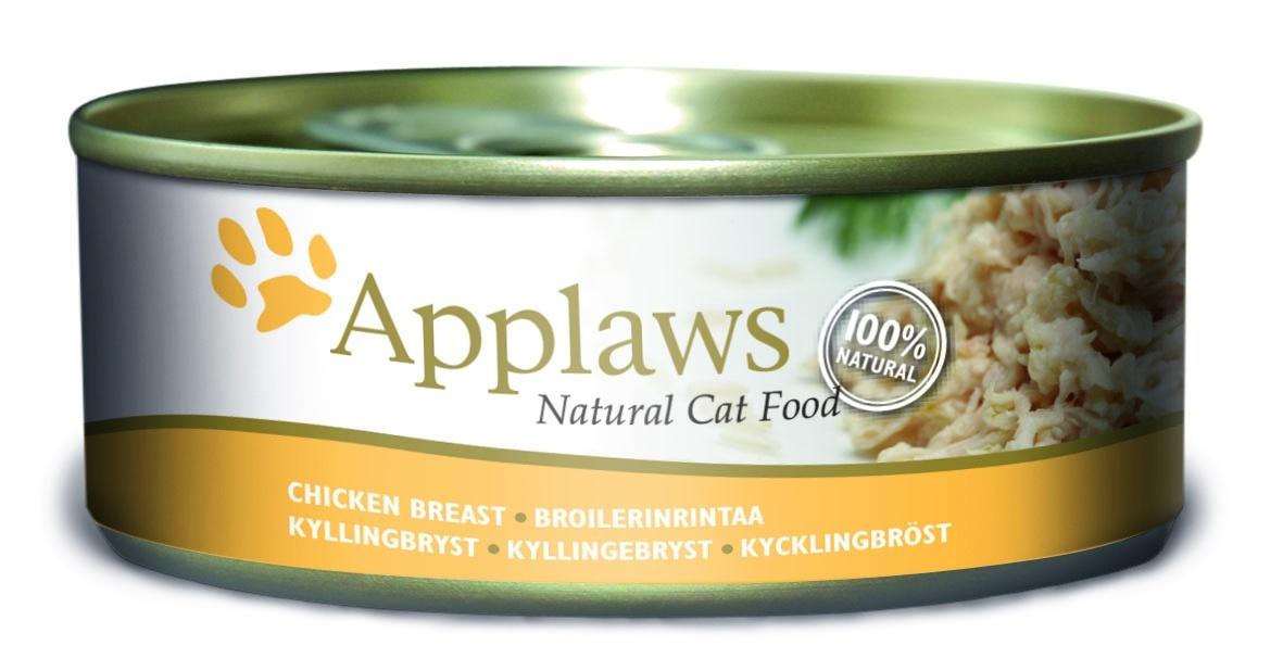 Applaws консервы для кошек всех возрастов с курицей 70гр