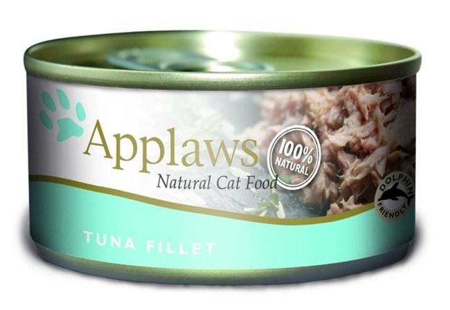 Applaws консервы для кошек всех возрастов с тунцом 70гр