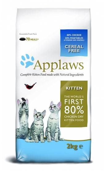 Applaws Kitten Chicken сухой корм для котят с курицей