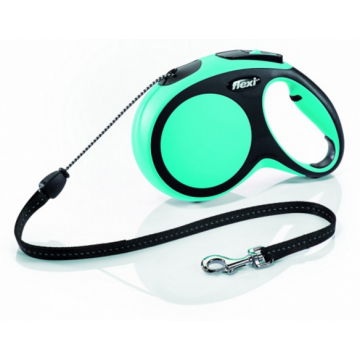 Flexi New Comfort cord 5м размер S до 12кг цвет синий