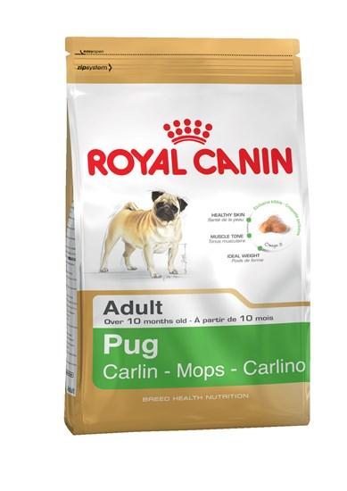 Royal Canin Pug Adult сухой корм для взрослых собак породы мопс