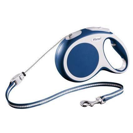 Flexi Vario cord Поводок-рулетка 8м размер М до 20кг