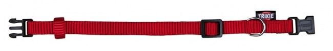 Ошейник Premium, красный