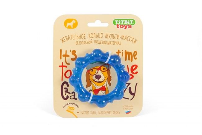 """TiTBiT 009000 Игрушка жевательная """"Кольцо"""""""