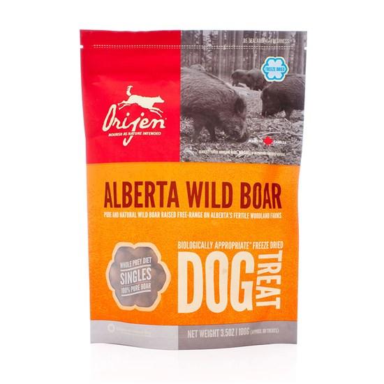 Orijen Alberta Wild сублимированное лакомство для собак всех пород