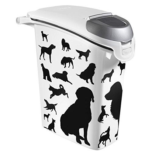 Silhouette 10 кг емкость для хранения корма