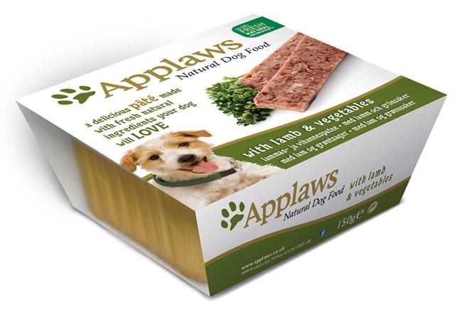 Applaws ламистер для собак всех возрастов и пород с ягненком 150гр