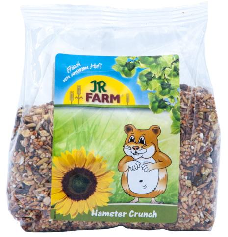 JR Farm Crunch корм для хомяков 500гр