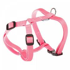 Шлейка Чемпион P ХS розовая