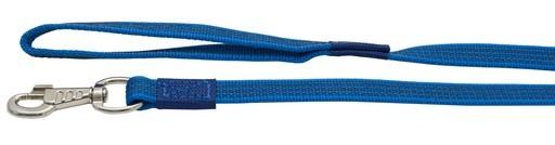 Каскад Поводок нейлон с латексной нитью двусторонний 20мм*3м синий