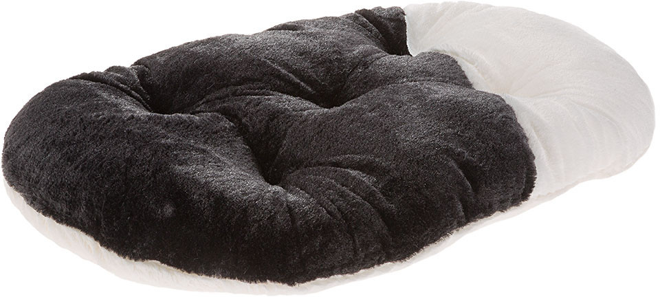 Подушка Релакс 65/6 черная