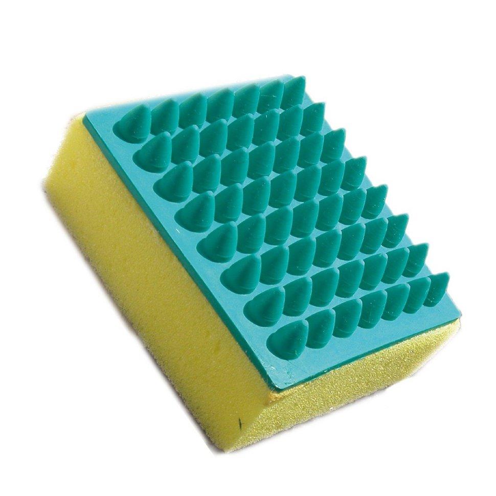 Шоу Тач Щетка квадратная резиновая с поролоновой губкой