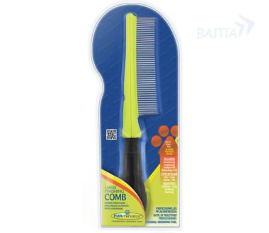 FURminator Large Comb расческа большая для распутывания длинной шерсти, зубцы 20мм