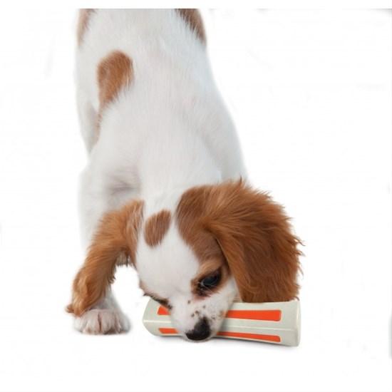 Petstages игрушка для собак Beyond Bone, с ароматом косточки