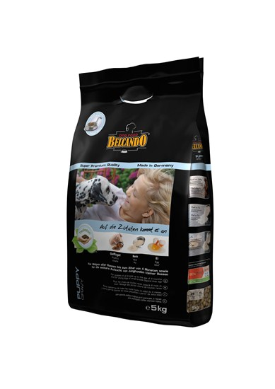 Belcando Puppy GF Poultry сухой корм для щенков всех пород до 4 месяцев с птицей