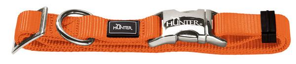 Hunter ошейник для собак ALU-Strong с металлической застежкой