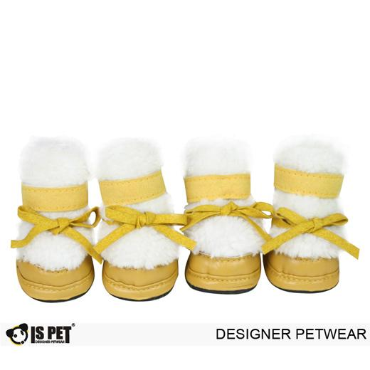 FMD Ботинки зима желтые FW13, XL