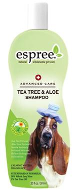 Espree AC Tea Tree & Aloe Shampoo шампунь Чайное дерево и алоэ для собак, 355 мл ESP00005
