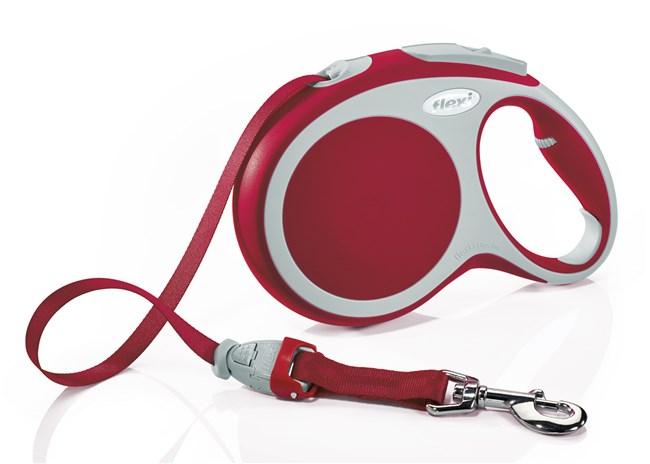 Flexi Vario Compact tape Поводок-рулетка 8м размер L до 50кг