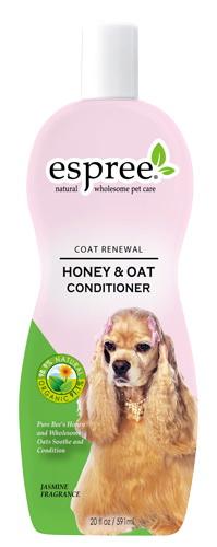 Espree CR Honey & Oat Conditioner кондиционер «Мед и овес», для собак и кошек, 355 мл